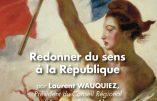 Laurent Wauquiez au Grand Orient de France