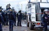 Tristement banal : encore des affrontements entre immigrés et policiers à Calais