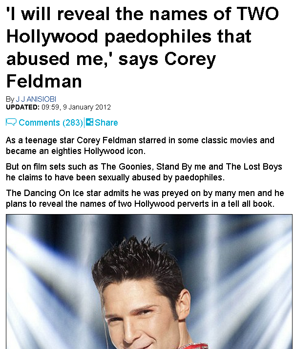hollywood-pedophilie