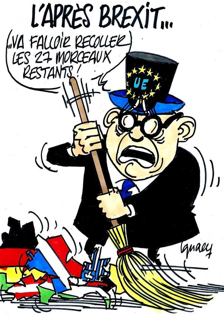 Ignace - Après le Brexit...