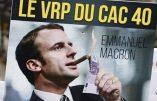 Rencontre entre Emmanuel Macron et Philippe de Villiers