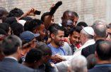 Les vœux du pape François à l'équipe des réfugiés de JO de Rio : «Soyez un cri de paix»