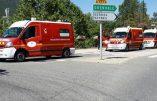 Attentat à l'arme blanche dans les Hautes-Alpes d'un homme contre quatre personnes de sexe féminin: la fillette de 8 ans est entre la vie et la mort