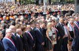 Manuel Valls copieusement sifflé à Nice au cri de «Démission» et «Assassins»