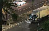 Un camion fonce dans la foule à Nice durant le feu d'artifice: plusieurs dizaines de morts selon le maire de la ville