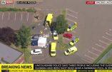 Une fusillade fait trois morts près d'une piscine à Spalding (Royaume-Uni)