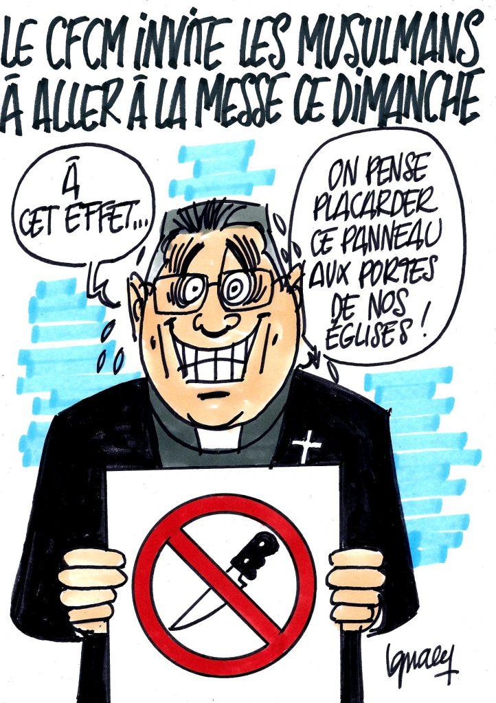 Ignace - Le CFCM invite à aller à la messe