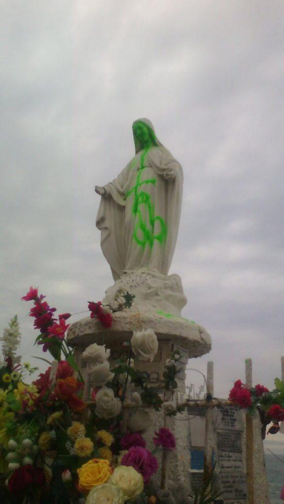 statue-ste-vierge-profanation