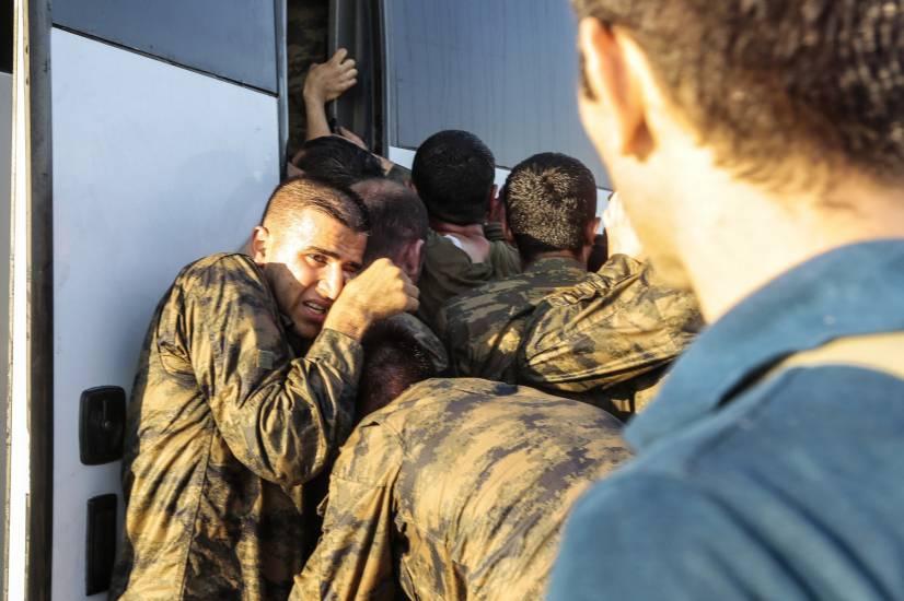 turquie-repression coup d'etat 4