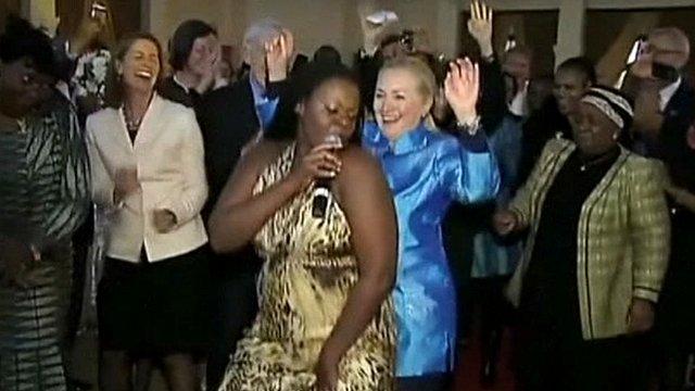 Clinton-lesbienne