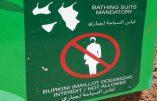 Le burkini avilissant pour les femmes ? Et quid du topless sur les plages…