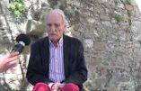 Jean Raspail compare la situation actuelle au récit du Camp des Saints