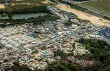 Explosion du nombre de clandestins dans la jungle de Calais selon la préfecture