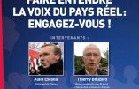 7 octobre 2016 à Paris : réunion publique de présentation de Civitas
