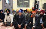 François Fillon en campagne… chez les Sikhs