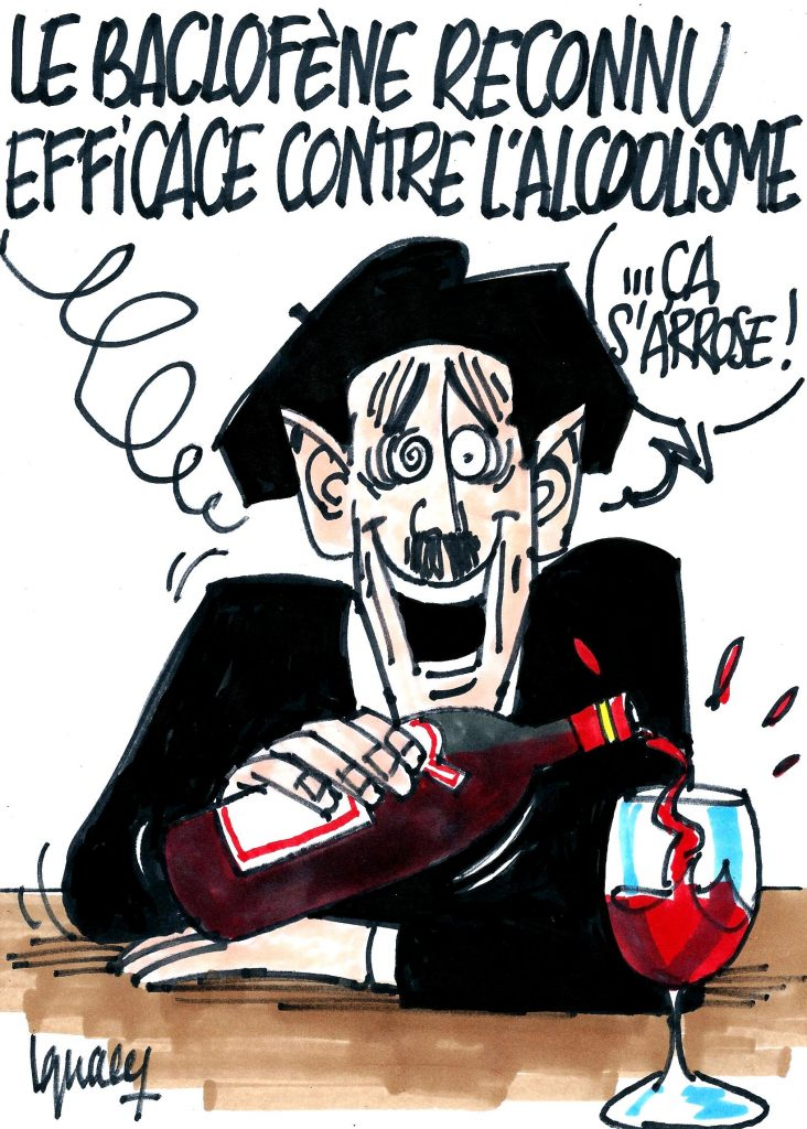 Ignace - Le baclofène guérit l'alcoolisme