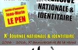2 octobre 2016 : Xe Journée nationale et identitaire de Synthèse Nationale