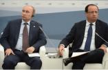 Vladimir Poutine aurait-il perdu son calme face à François Hollande? «Si la France, le Royaume-uni et les États-unis veulent la guerre, ils l'auront» – Deux vidéos sur les rebelles modérés