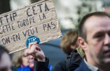 Le parlement wallon bloque le traité CETA
