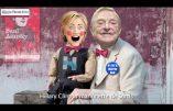 Si Clinton est élue, ce sera la guerre (François Dop et Jean-Michel Vernochet)
