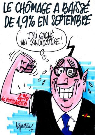 Ignace - Baisse du chômage en septembre