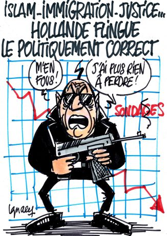 Ignace - Hollande et ses confessions politiquement incorrectes