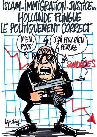 Ignace - Hollande et ses confessions politiquement incorrectes