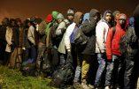 Le démantèlement de la jungle de Calais se poursuit
