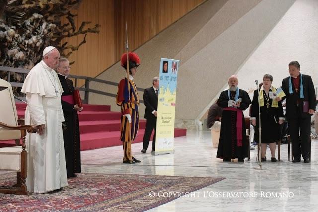 rencontre-oecumenique-luteriens-au-vatican