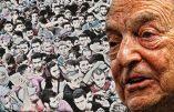 Georges Soros demande à l'Europe de consacrer 30 milliards par an pour accueillir beaucoup plus d'immigrés