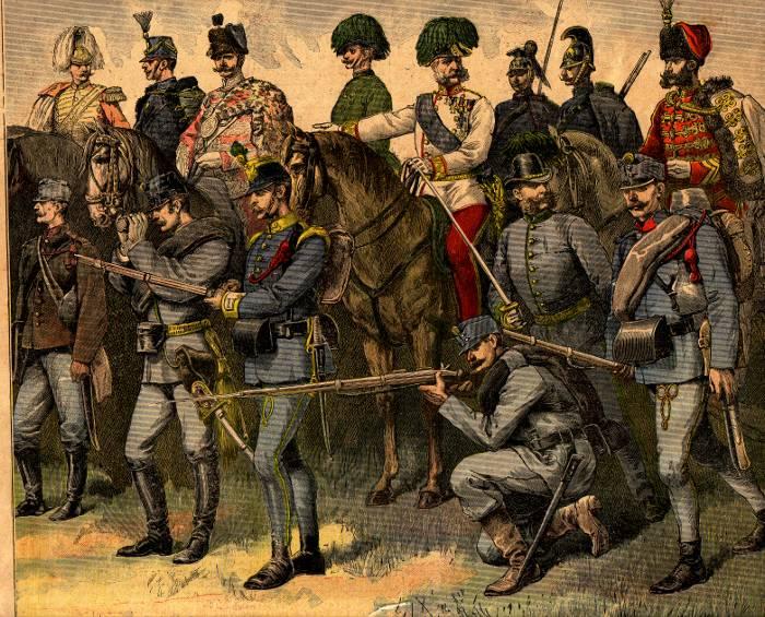 uniforme-austro-hongrois