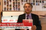 Yves de Kerdrel (Valeurs Actuelles), fan d'Emmanuel Macron ?