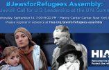 200.000 dollars offerts à l'Hebrew Immigrant Aid Society pour aider les demandeurs d'asile aux USA