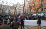 Compte rendu de la manifestation du 19 novembre à Lyon pour sauver l'église Saint Bernard