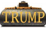 Le bulldozer Trump a défoncé le mur de l'argent (Jean-Michel Vernochet et Youssef Hindi)
