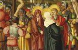 Cours de catéchisme – Il est monté aux Cieux