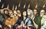 Cours de catéchisme : le Saint-Esprit (abbé Billecocq)