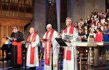 La repentance du pape François dans la cathédrale luthérienne de Lund