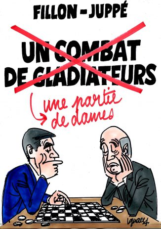 Ignace - Fillon vs Juppé