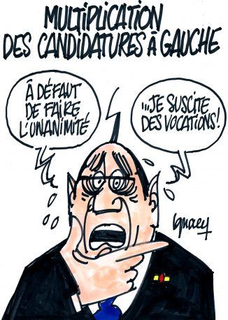 Ignace - Multiplication des candidatures