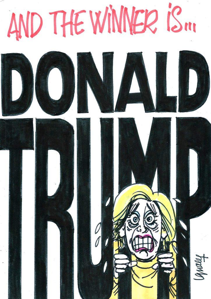 Ignace - Victoire de Trump