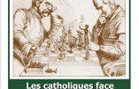 5 décembre 2016 à Paris – Conférence «Les catholiques face au KulturKampf»