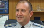 Roumen Radiev a été élu président de Bulgarie sur un programme identitaire