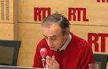 Zemmour dénonce le niveau catastrophique de l'école française