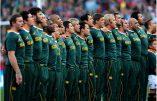 Le racisme a tué les Springboks