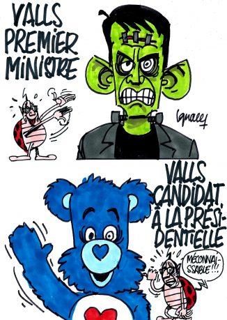Ignace - Valls candidat