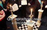 A propos de l'incinération (abbé Billecocq)