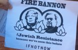 Ces organisations juives en guerre contre Donald Trump et Stephen Bannon