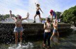 Les Femen s'installent en Espagne