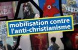 Marche contre l'antichristianisme et la politique antifamiliale le 20 octobre à Paris